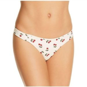 For Love And Lemons Swim - FOR LOVE AND LEMONS NWOT Mon Cheri Bikini Bottoms